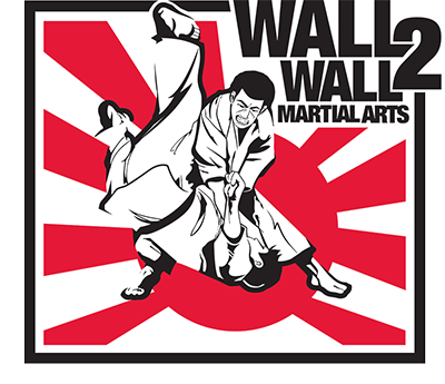 Wall 2 Wall Martial Arts Logo